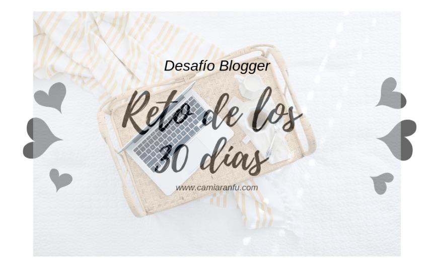 Reto de los 30 días[Día*6]