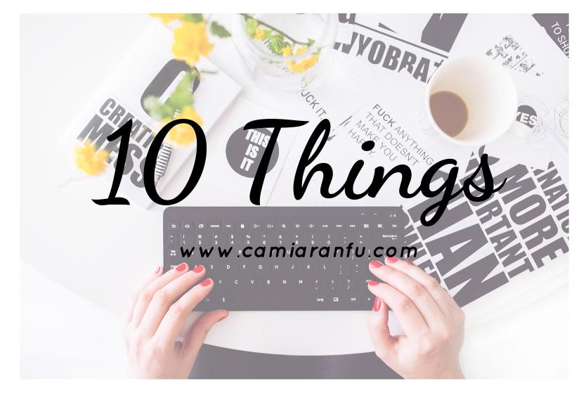10 cosas de noviembre que me hicieronfeliz