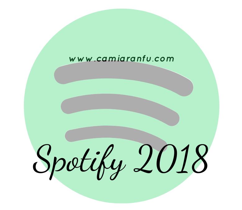 Mi 2018 segúnSpotify