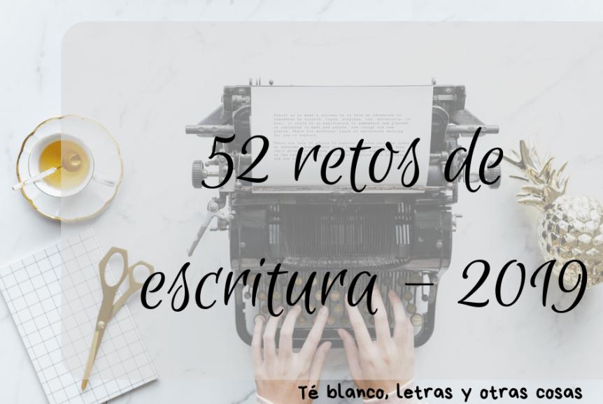 52 retos de escritura: Semana01